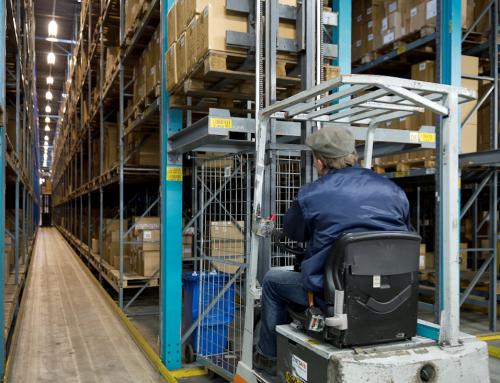 IoT in Warehouse Logistics